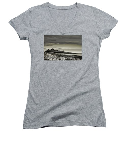 Dunstanburgh Women's V-Neck