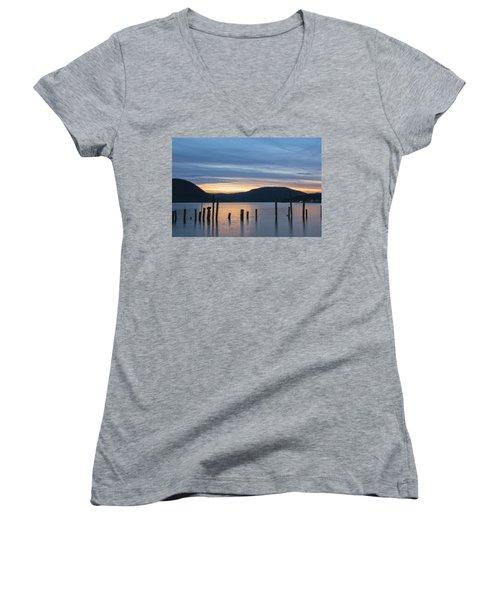 Dusk Sentinels Women's V-Neck T-Shirt