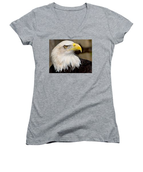 Eagle Power Women's V-Neck