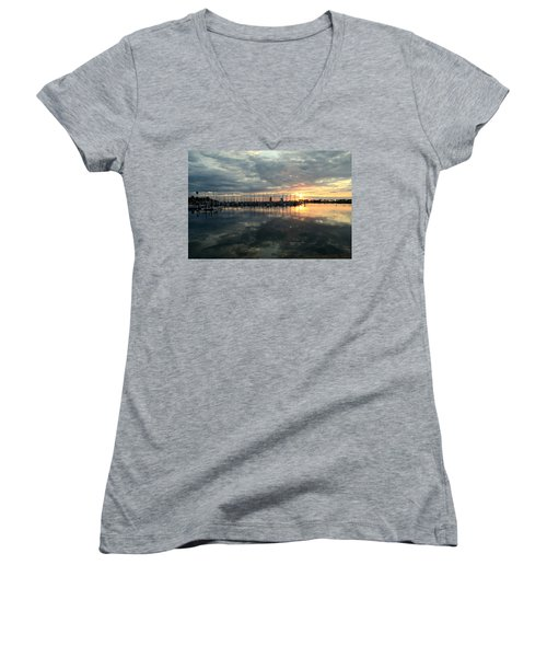 Early Day Women's V-Neck T-Shirt