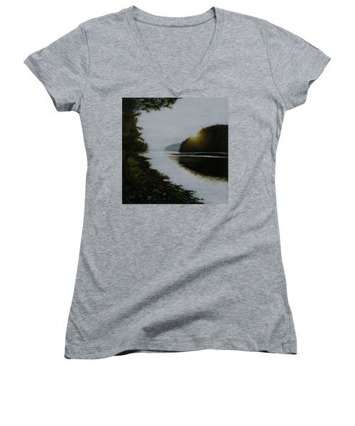 Early Early Women's V-Neck T-Shirt
