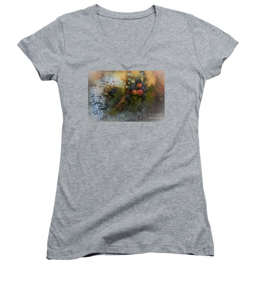 Early Frost Women's V-Neck