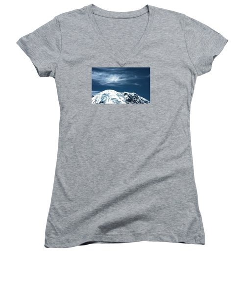 Earth And Heaven Women's V-Neck T-Shirt