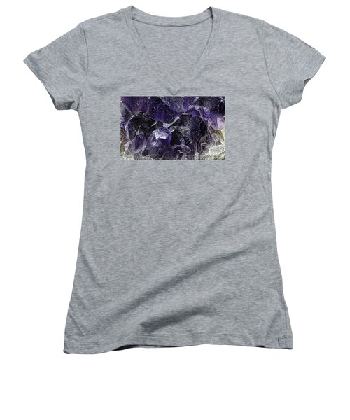 Earth Portrait 001-208 Women's V-Neck