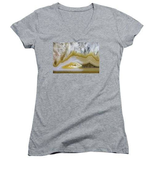 Earth Portrait 006 Women's V-Neck