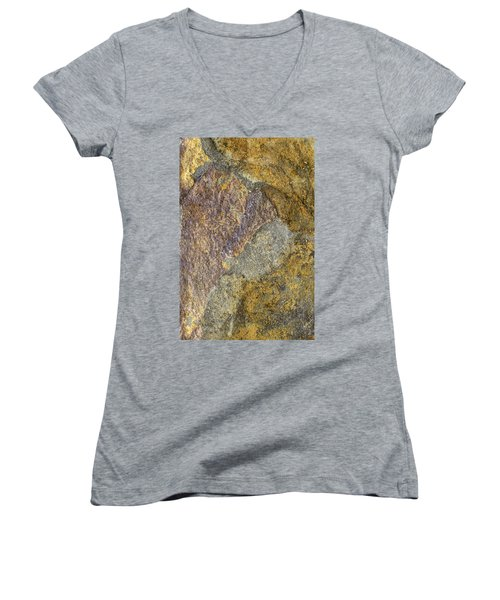 Earth Portrait 011 Women's V-Neck
