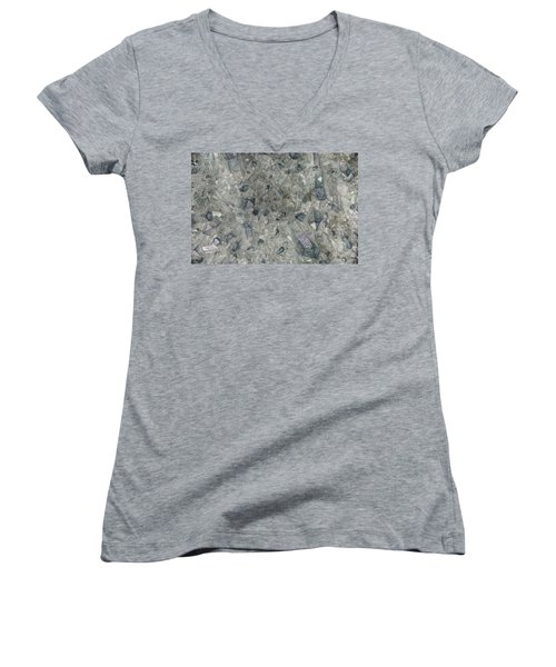 Earth Portrait 158 Women's V-Neck