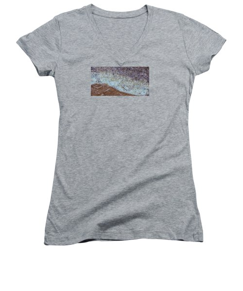Earth Portrait L3 Women's V-Neck