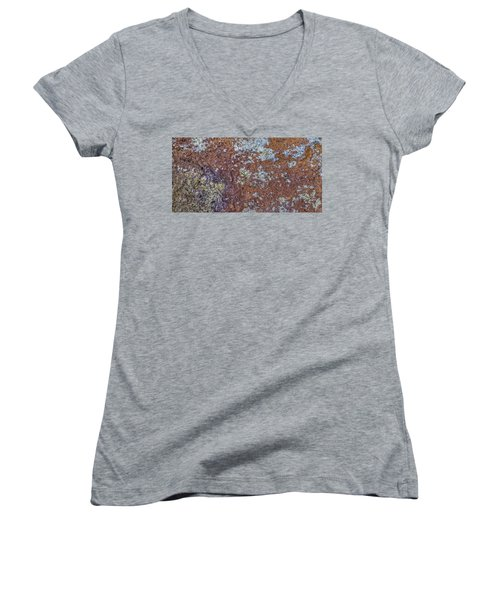 Earth Portrait L6 Women's V-Neck