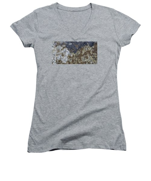 Earth Portrait L8 Women's V-Neck