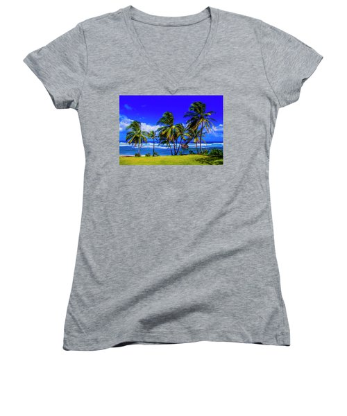 East Coast Women's V-Neck
