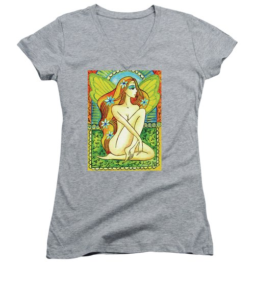 Egyptian Fairy I Women's V-Neck