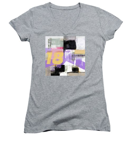 Eighteen Women's V-Neck