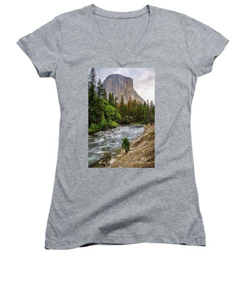 El Cap #3 Women's V-Neck