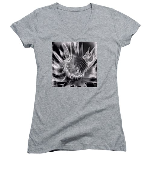 Electrified Women's V-Neck (Athletic Fit)