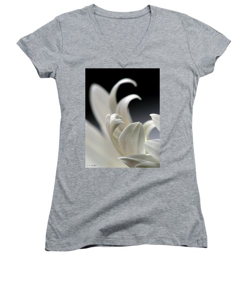 Elegance Women's V-Neck