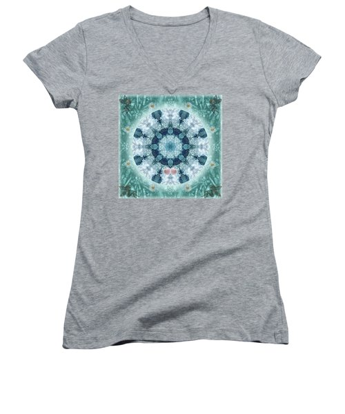 Eloquence Women's V-Neck (Athletic Fit)