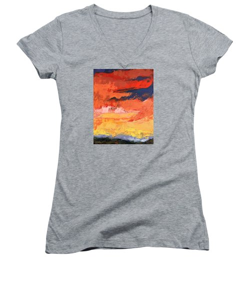 Embrace Women's V-Neck