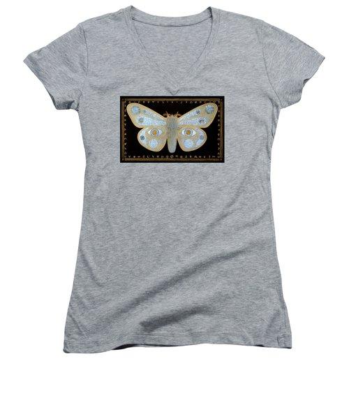 Encryption Women's V-Neck T-Shirt