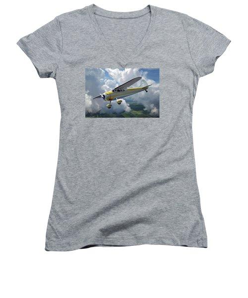 End Of An Era Women's V-Neck T-Shirt