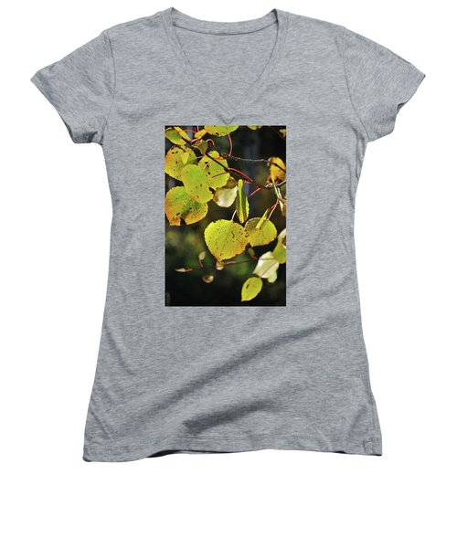 End Of Summer Women's V-Neck