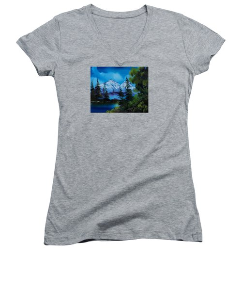 End Of Winter Women's V-Neck