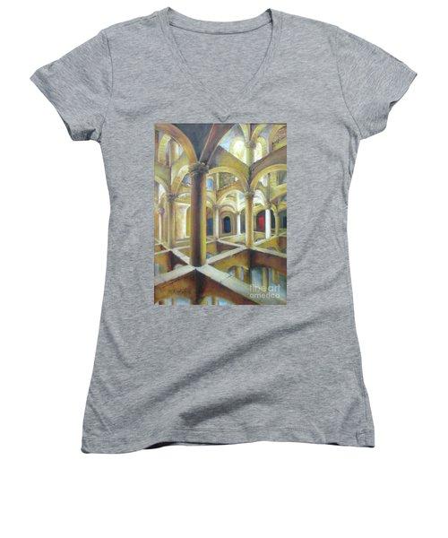 Endless Infinity Women's V-Neck T-Shirt