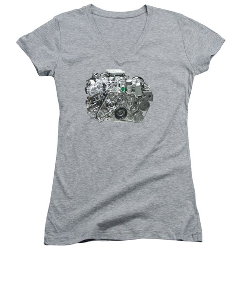 Engine Women's V-Neck