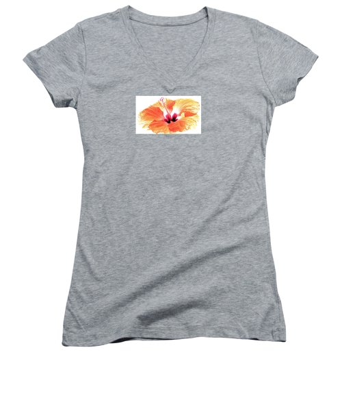 Enlightened Women's V-Neck (Athletic Fit)