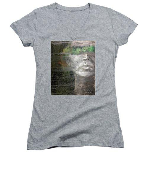 Erosion Women's V-Neck T-Shirt