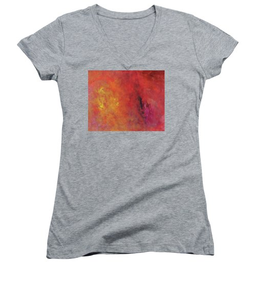 Escaping Spirits Women's V-Neck T-Shirt
