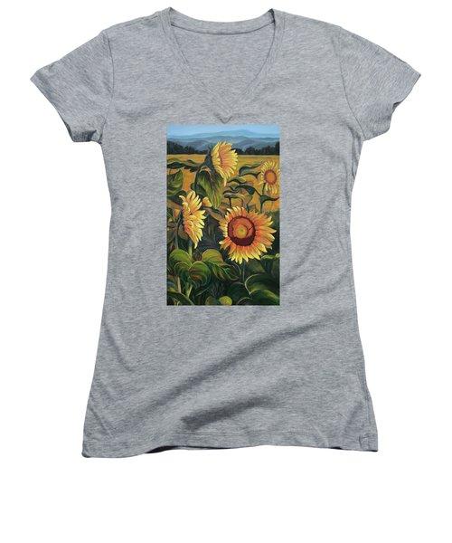 Evocation Women's V-Neck T-Shirt