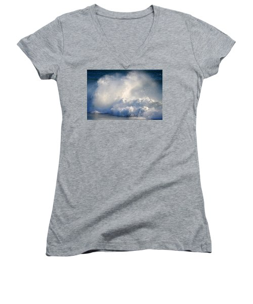 Exhilaration  Women's V-Neck T-Shirt