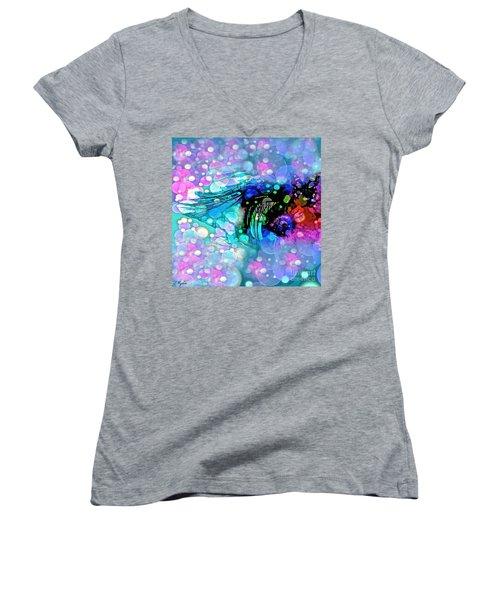Eye See Women's V-Neck T-Shirt