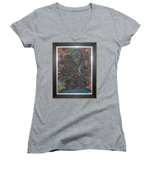 Fantasy 7 Women's V-Neck T-Shirt