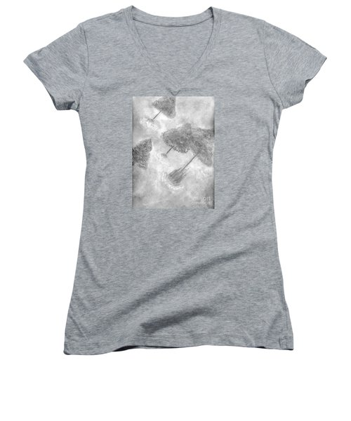 Fantasy Trees Women's V-Neck T-Shirt