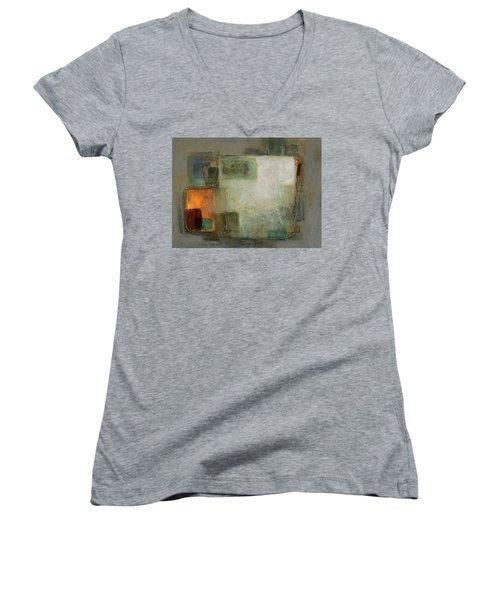 Colorful_2 Women's V-Neck T-Shirt