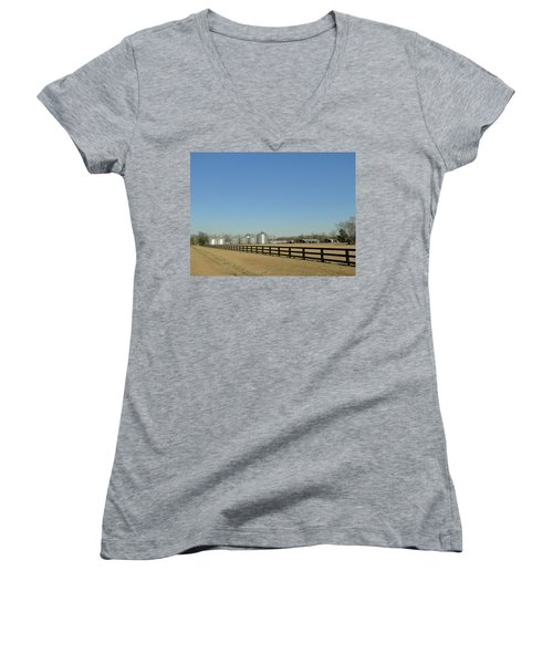Farm Women's V-Neck