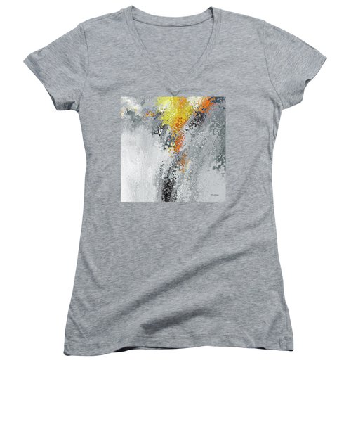 Farther Along. John 13 7 Women's V-Neck T-Shirt