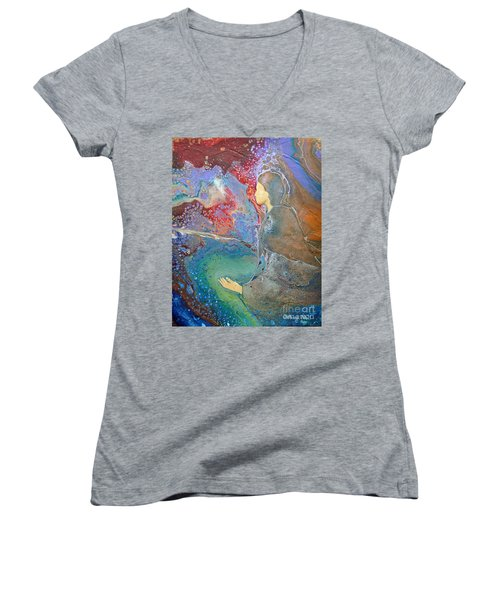 Father Of Lights Women's V-Neck