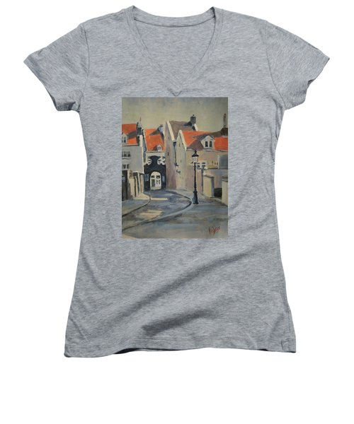 Fathers Gate Maastricht Women's V-Neck