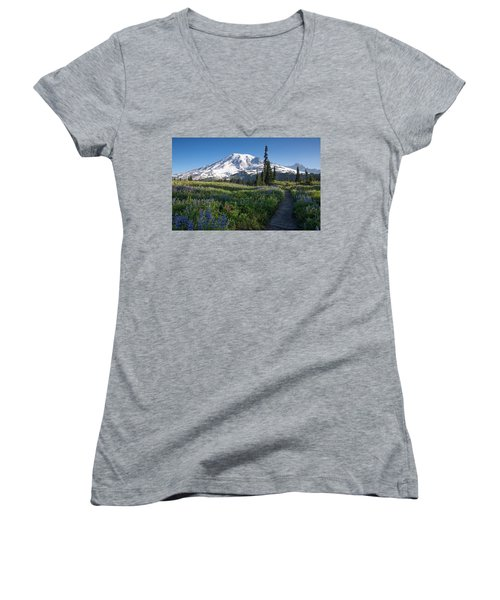 Favorite Time Of Year Women's V-Neck T-Shirt