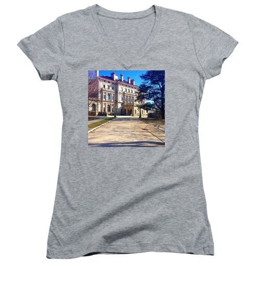 The Gilded Age Women's V-Neck (Athletic Fit)