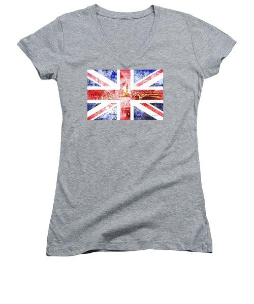 Fearless Women's V-Neck T-Shirt
