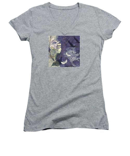 Feathered Friends Women's V-Neck T-Shirt