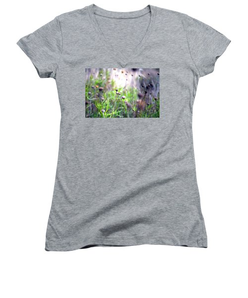Field Flowers Women's V-Neck