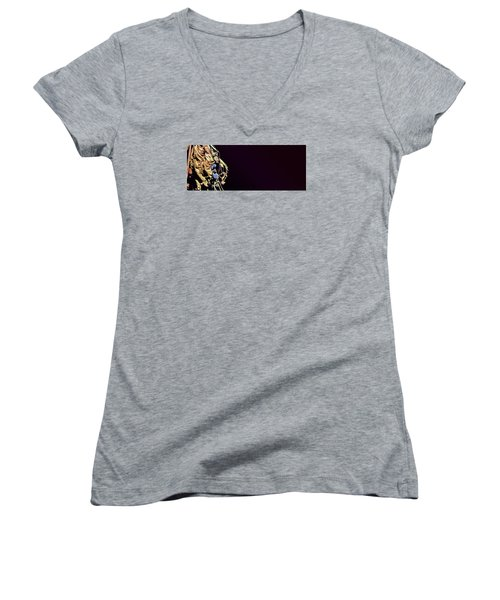 fig Women's V-Neck