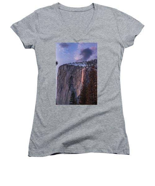 Firefall Women's V-Neck T-Shirt