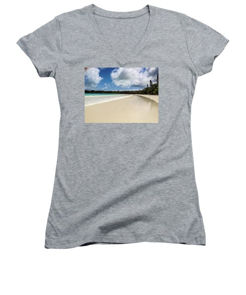 First Footprints Women's V-Neck