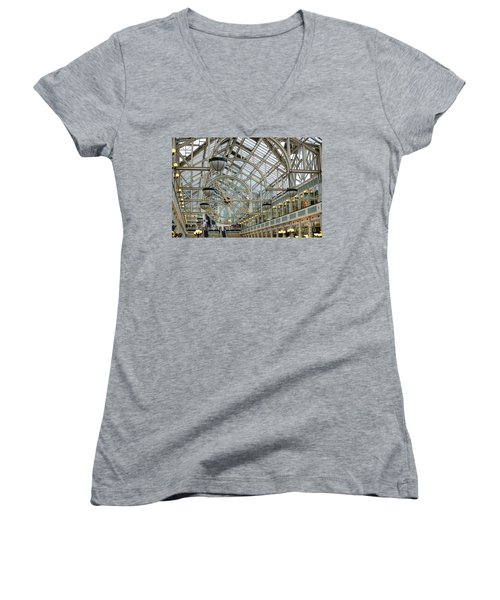 Five To Three - At St. Stephens Green Shopping Centre In Dublin Women's V-Neck